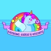 Rainbows, Toilets & Unicorns artwork