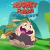 Rocket Rabbit: Coin Race artwork