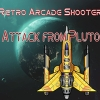 Retro Arcade Shooter: Attack from Pluto artwork
