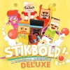 Stikbold! A Dodgeball Adventure DELUXE (SWITCH) game cover art