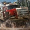 Spintires: MudRunner - American Wilds (SWITCH) game cover art