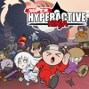 Super Hyperactive Ninja (SWITCH) game cover art