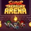 Super Treasure Arena (SWITCH) game cover art