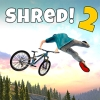 Shred! 2: Freeride Mountainbiking (SWITCH) game cover art