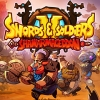 Swords & Soldiers II: Shawarmageddon (SWITCH) game cover art