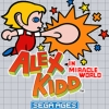 Sega Ages: Alex Kidd in Miracle World (SWITCH) game cover art