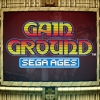 Sega Ages: Gain Ground (SWITCH) game cover art