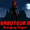Saboteur II: Avenging Angel artwork