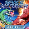 Sega Ages: Space Harrier artwork