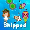 Shipped artwork