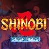 Sega Ages: Shinobi artwork