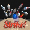 Strike! Ten Pin Bowling (XSX) game cover art