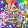 Sisters Royale: Five Sisters Under Fire (XSX) game cover art