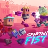 Spartan Fist artwork