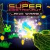Super Destronaut: Land Wars artwork