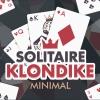 Solitaire Klondike Minimal artwork