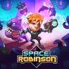 Space Robinson artwork