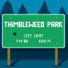 Thimbleweed Park artwork