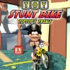 Toy Stunt Bike: Tiptop's Trials (SWITCH) game cover art