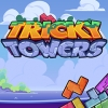 Tricky Towers (SWITCH) game cover art