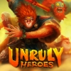 Unruly Heroes (SWITCH) game cover art