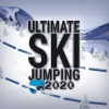 Ultimate Ski Jumping 2020 (XSX) game cover art