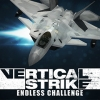 Vertical Strike Endless Challenge (SWITCH) game cover art