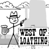 West of Loathing artwork