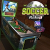 World Soccer Pinball artwork