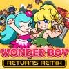 Wonder Boy Returns Remix artwork