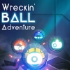 Wreckin' Ball Adventure (SWITCH) game cover art