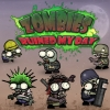 Zombies ruined my day artwork