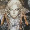 Akumajou Dracula X: Gekka no Yasoukyoku (Saturn) artwork