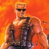 Duke Nukem 3D (SAT) game cover art