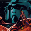 Kidou Senshi Gundam Gaiden: The Blue Destiny (SAT) game cover art