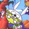 Mizubaku Daibouken (SAT) game cover art