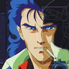 Policenauts (SAT) game cover art