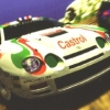 Sega Rally Championship (Saturn) artwork