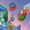 Sega Ages: Fantasy Zone (SAT) game cover art