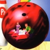 Ten Pin Alley (SAT) game cover art