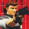 Virtua Cop (SAT) game cover art