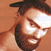 Virtua Fighter CG Portrait Series Vol. 10: Jeffry McWild (SAT) game cover art