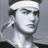 Virtua Fighter CG Portrait Series Vol. 3: Akira Yuki (Saturn) artwork