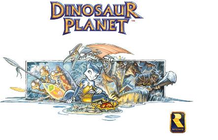 Dinosaur Planet (Protoype)/Starfox Adventures gameplay comparison