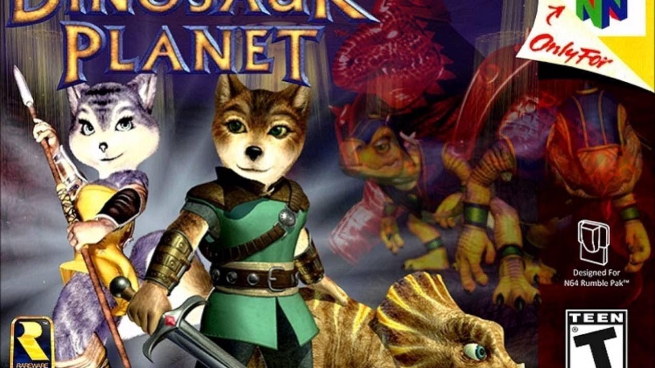 Dinosaur Planet ROM released.