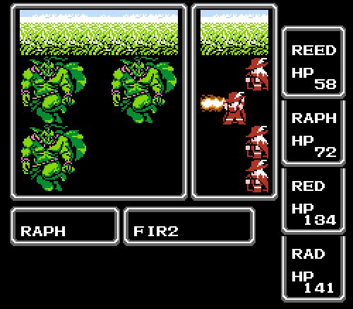 Revisiting Final Fantasy (NES)