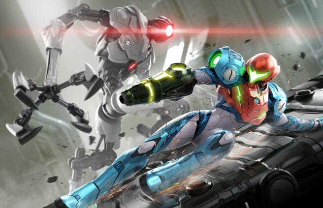 Nintendo unveils Metroid Dread at E3
