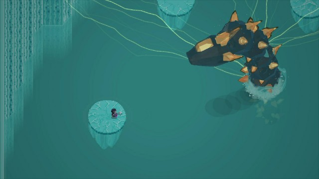 Titan Souls completely free for limited time!