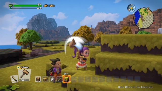 Dragon Quest Builders 2 finally reaches Xbox One