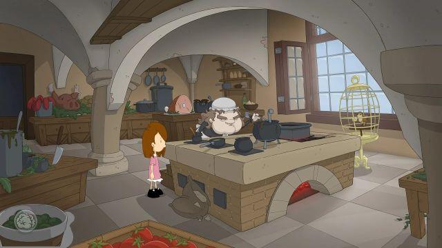 Anna's Quest image